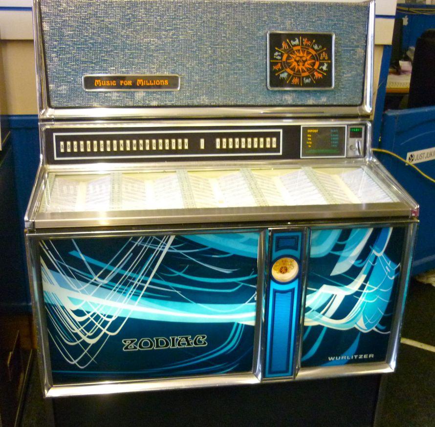 1971 Wurlitzer 3500 Zodiac