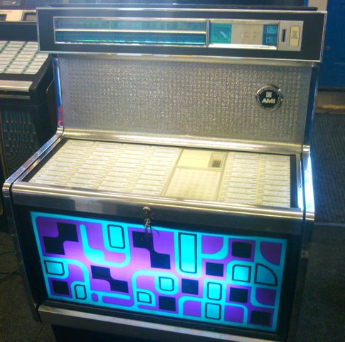 Just Jukin Jukeboxes 1973 Rowe Ami R1 Heritage