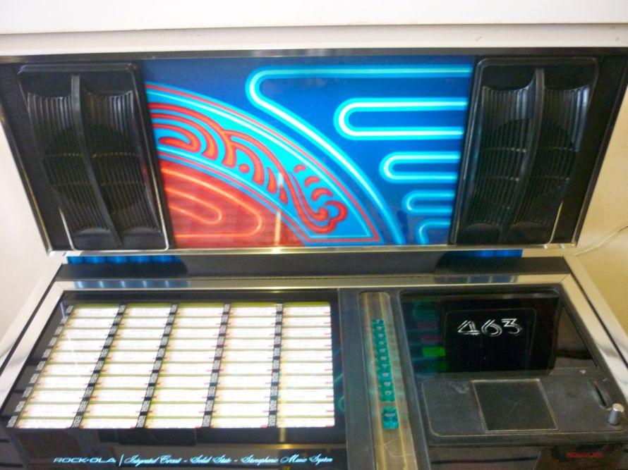 Just Jukin Jukeboxes 1976 Rockola 463