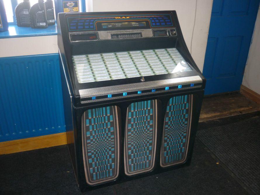 1979 Rockola Max