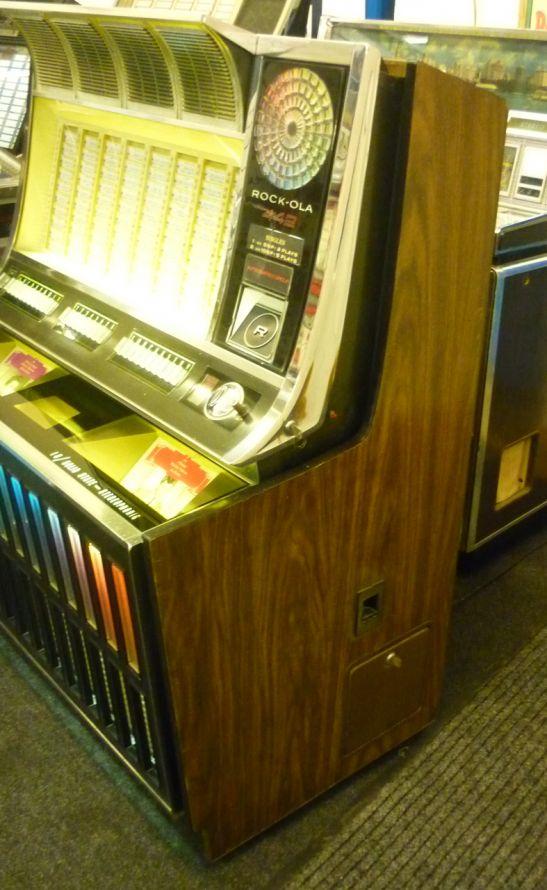 Just Jukin Jukeboxes 1969 Rock Ola 442