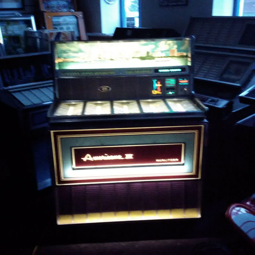 Wurlitzer 3300 Americana 111