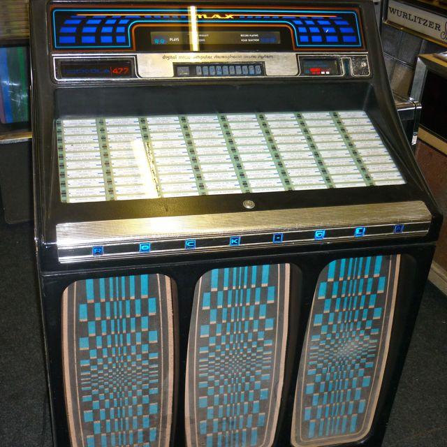1979 Rockola Max 477