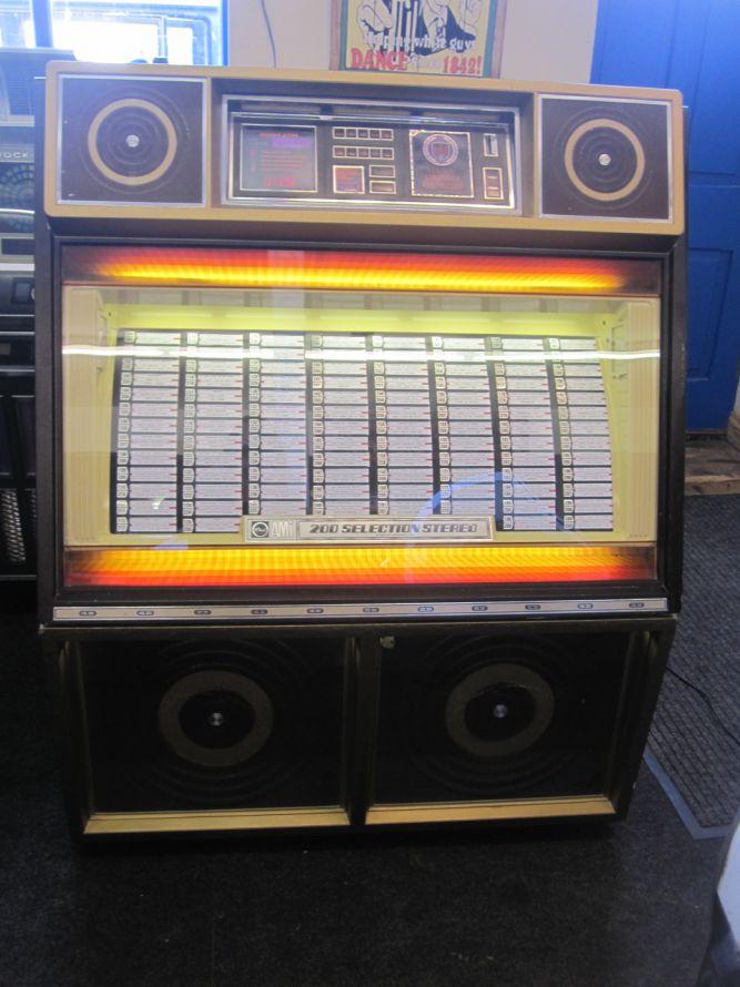 1983 Rowe Ami R-87 Golden 7