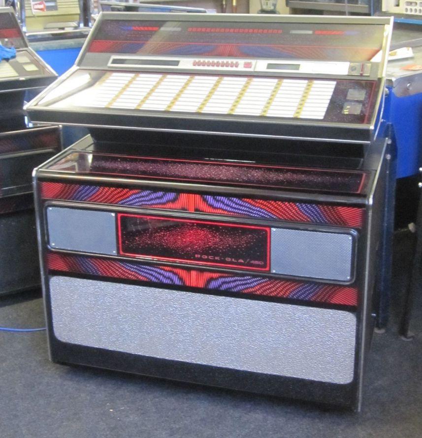 1975 Rock-Ola 460