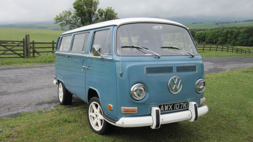 1972 VW Bay Bus