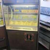 1965 Seeburg U100D Discotheque Project