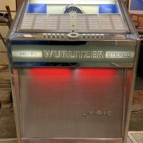1960's Wurlitzer Lyric