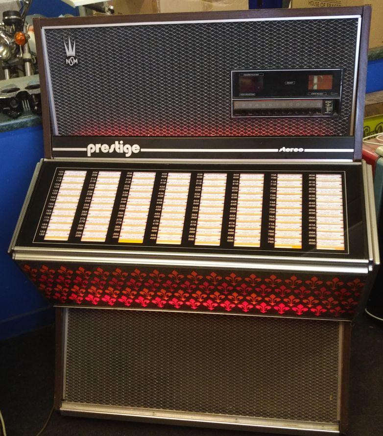 1976-1979 NSM Prestige E160