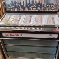 1970 Wurlitzer Satellite 11 Selection Unit