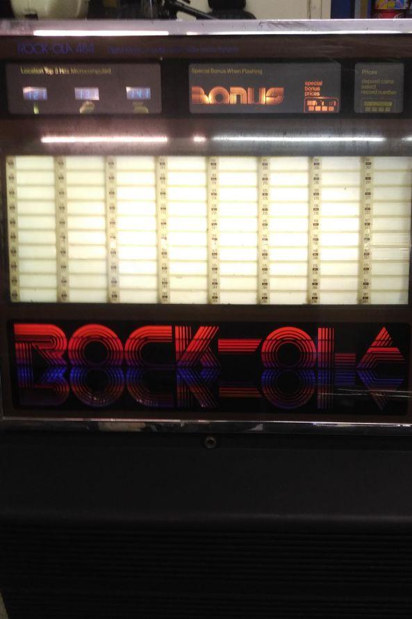 Just Jukin Jukeboxes 1980 Rock Ola 484