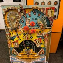 POKERINO PINBALL PLAYFIELD