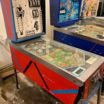 Touchdown Pinball project