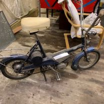 1966 Raleigh Wisp Project
