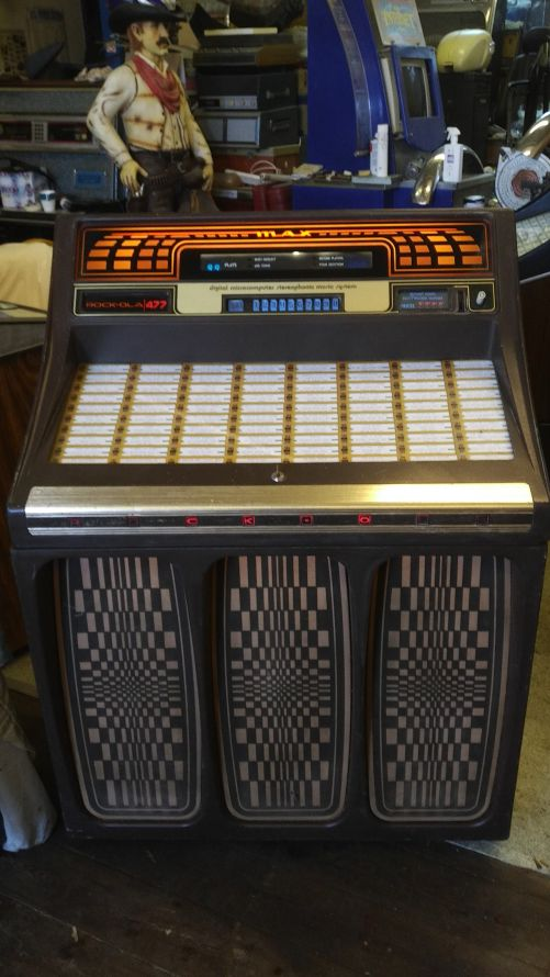 1979 Rock-Ola 477 Max